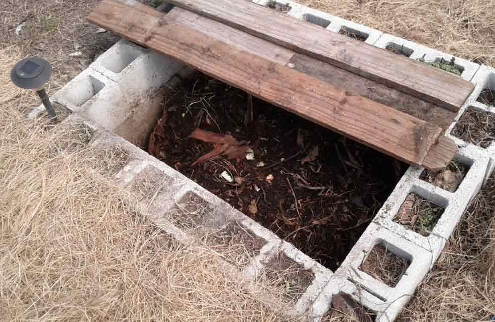 компостная яма